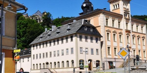 Rathaus Gräfenthal