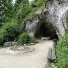 Felsentoreingang zur Ermitage