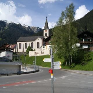 Pfarrkirche Hl. Michael Gaschurn