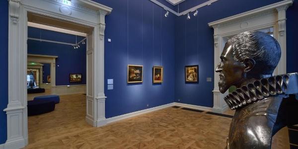 Herzogliches Museum, Gemäldegalerie - Gotha
