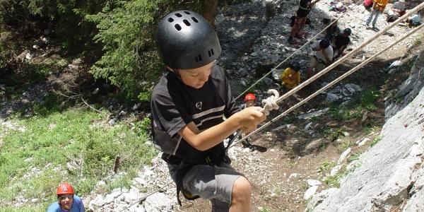 Klettergarten Gargellen