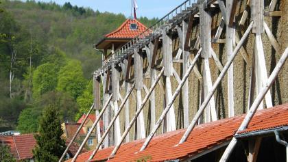 Gradierwerk in Bad Sooden-Allendorf