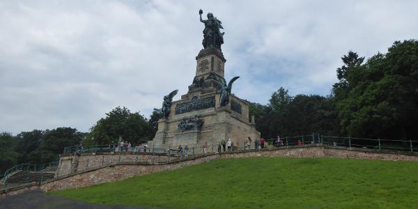 Niederwalddenkmal bei Rüdesheim (Rhein)