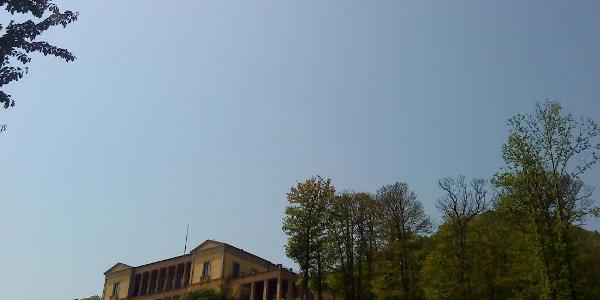Die Villa Ludwigshöhe