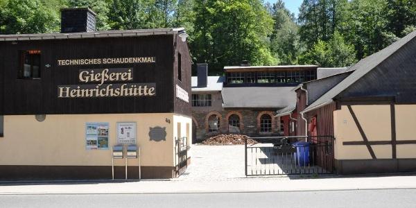 Schaudenkmal Heinrichshütte (Abstecher)