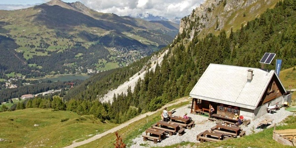 Alp Sanaspans Lenzerheide