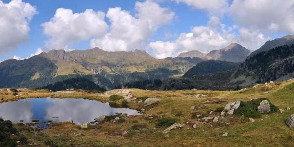 Trekking al Lago delle Stellune