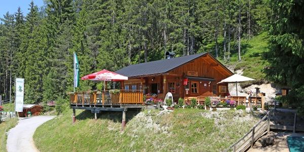 Sattelberghütte
