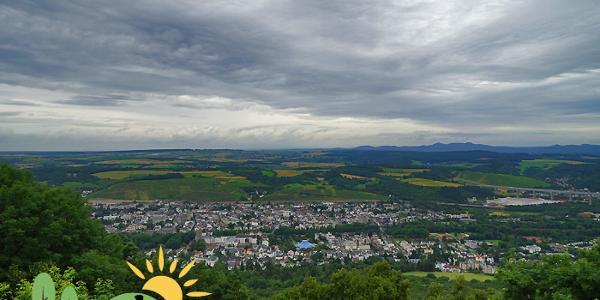 Ausblick vom Neuenahrer Berg