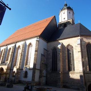 St. Johannis - Neustadt an der Orla