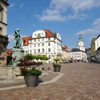 Marktplatz Döbeln
