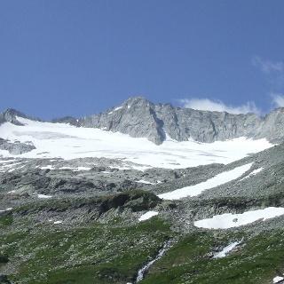 Hochalmspitze von Süden