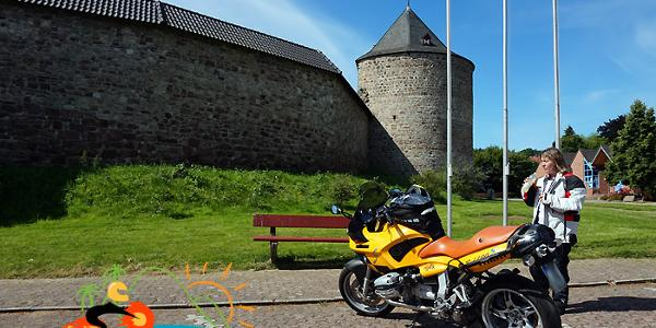 Burg Untermaubach