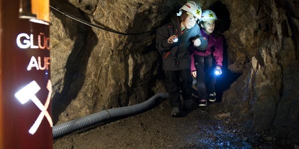 Historisches Bergwerk