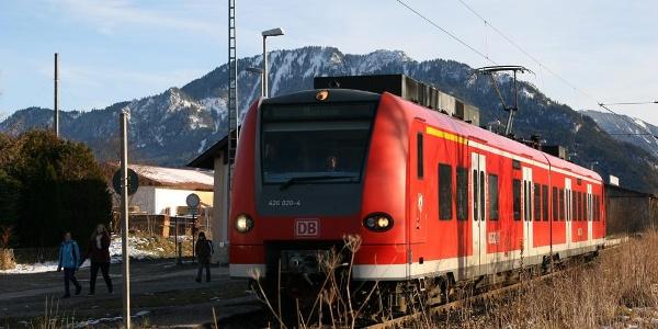 Bahnhof Unterammergau