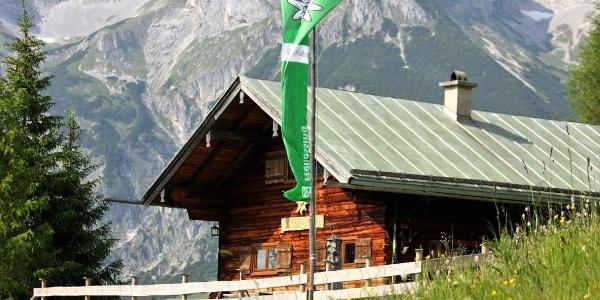 Freilassinger Hütte