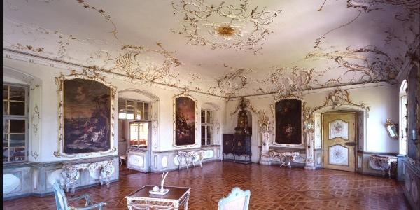 Abtsalon Schloss Salem