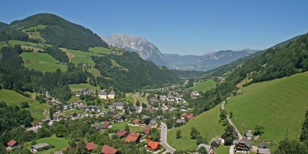 Ort Donnersbach