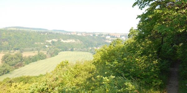 Auf der Saalehorizontale bei Dorndorf