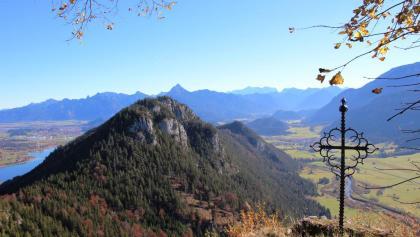 Der Falkenstein im Herbst