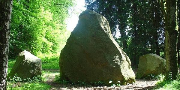 Die Schwedensteine in Bad Oeynhausen
