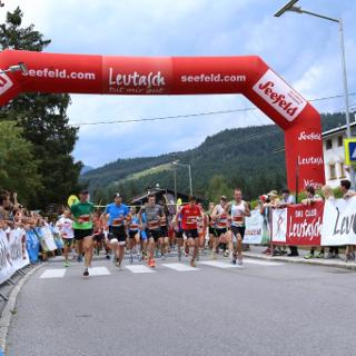 Start Ganghofertrail 2015