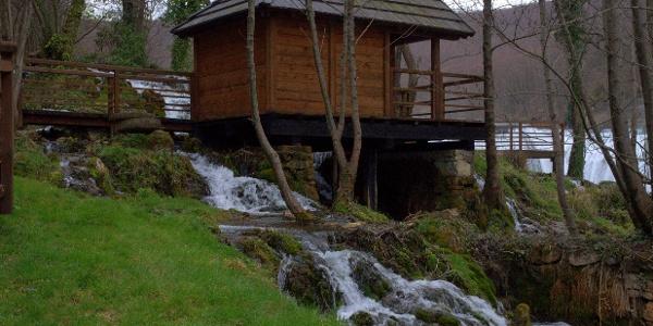 Strbacki buk water mill