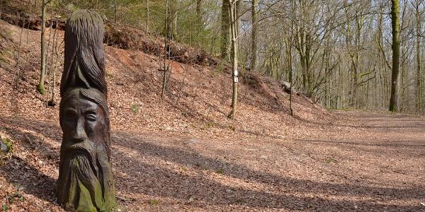 """""""Janus"""" zeigt den Weg zum Fels"""