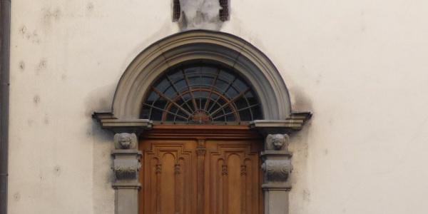 Seekapelle Eingang