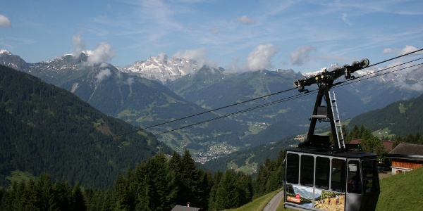 Montafoner Kristbergbahn