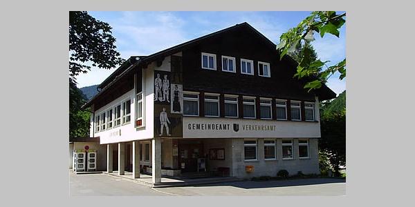 Gemeindeamt und Tourismusbüro