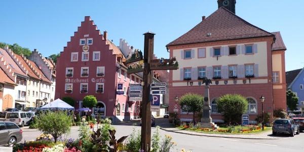 Rathausplatz Löffingen