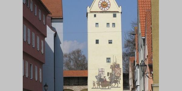 Ulmer Tor Memmingen