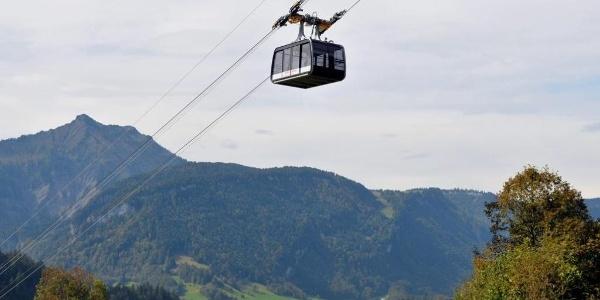 Cable car Bezau