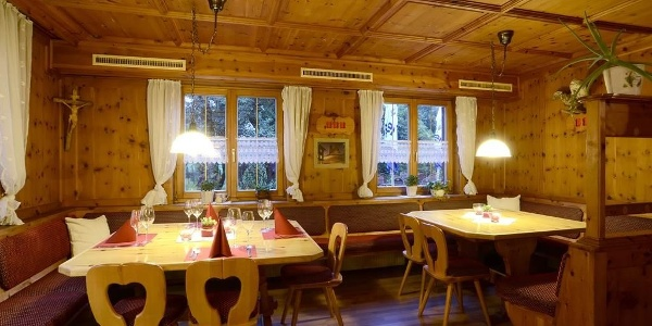 Restaurant Ausschnitt