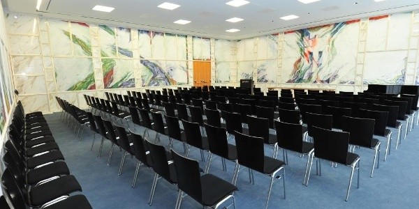 Montfortsaal, Wandfries