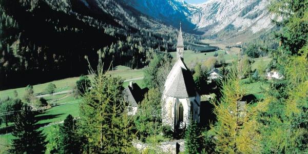 Pfarrkirche St. Leonhard in Seewiesen