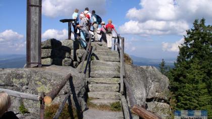 Tourstartpunkt Hochstein (1.332m)