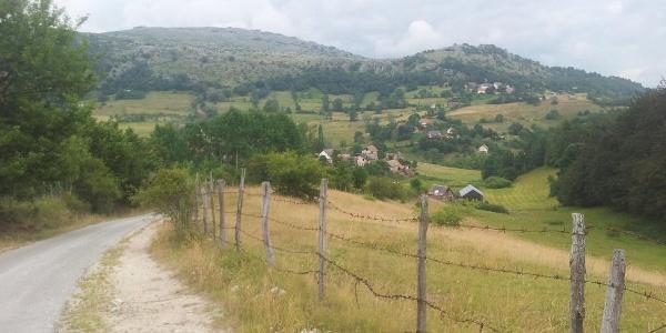 Road to Vlaholje