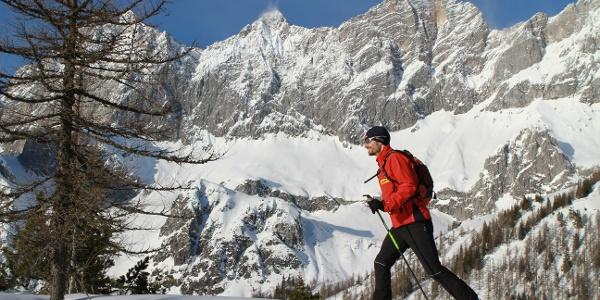 Skitour zur Südwandhütte