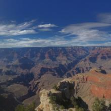 The Grand Canyon Rim