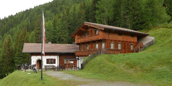 Die Speikbodenhütte