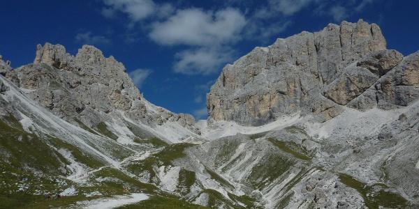 Trekking al Rifugio Passo Principe