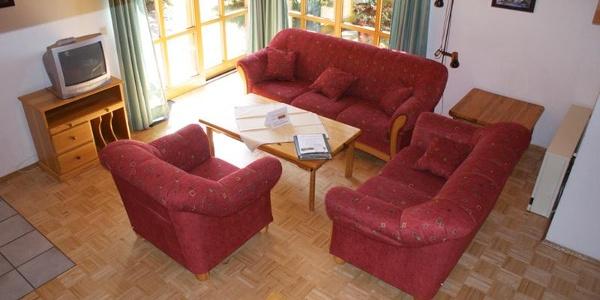 Sitzecke im Natur-Ferienpark Nieheim