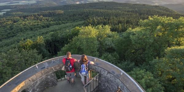 Aussicht Kaiser-Wilhem-Turm