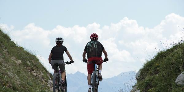 Biken im Tannheimer Tal