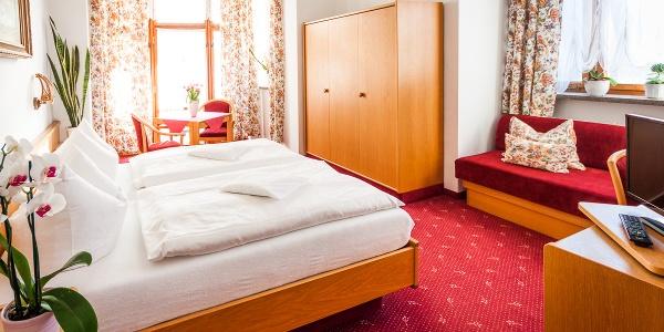 Zimmer Hotel-Pension Heimburg