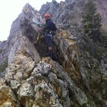 Friedberger Klettersteig