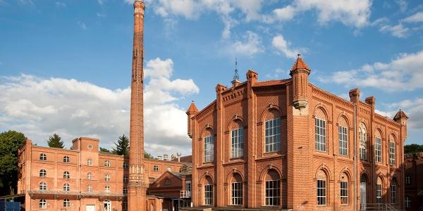 Der Hof der Brau-Manufaktur