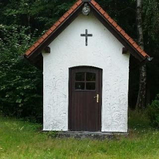Kapelle in Bierberg - unser Rastplatz